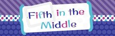Fifth in the Middle- One of the best 5th grade blogs out there!  Lots of helpful posts and ideas.  I teach 6th and visit this blog regularly for inspiration!