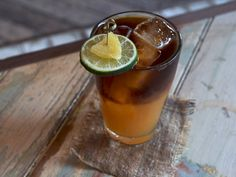 If you like the Dark and Stormy, try the Bermuda Black.   cocktails   drinks