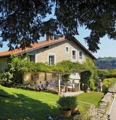 French-Country Cottage