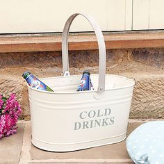 Cold Drinks Cooling Bucket