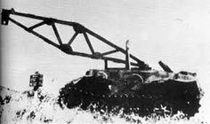 Afbeeldingsresultaat voor Bergepanzer PzKpfW II Ausf J. VK