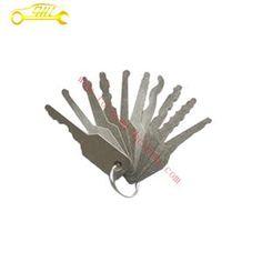 Lock Pick Templates Printable | Locks | Pinterest | Template and ...