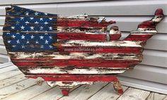 pallets flag art