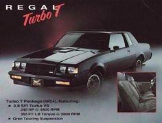 cars car ad - 87 Buick Regal Turbo T Retro Cars, Vintage Cars, Regal Car, Buick Grand National Gnx, Buick Cars, Gm Car, Buick Regal, Car Advertising, Internet