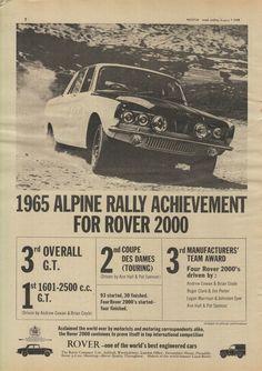 Rover 2000 | by Michiel V