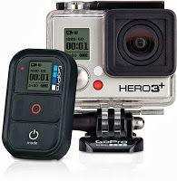 Nova GoPro HERO3+