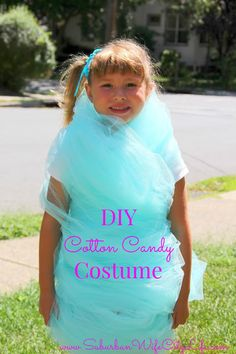 DIY- Cotton Candy Co