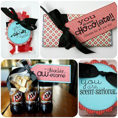 adorable teacher gifts!