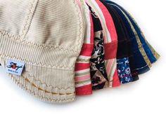 42dd2517f3f 10 Pk. Totally Unique Fabrics Size 7  Unlined  Cotton Welding Caps