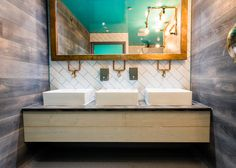 KuPP, WC, toilet, toilet design, copper pipes, sink, washroom, mirror, interior design