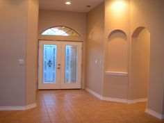 Large Foyer | Golf Course Model - FOR SALE