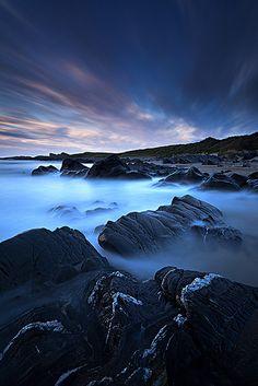 Saligo Bay,Islay, via Graham MacFarlane Photography.