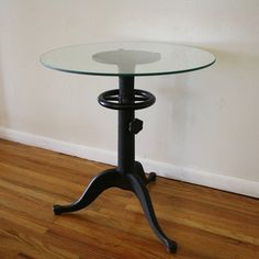 Cast Iron Table now featured on Fab.