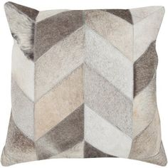 Art of Knot Mukurthi 18 inch x 18 inch Pillow (with Down Fill)
