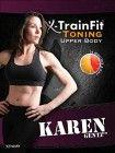 XTF Toning – Upper Body – Karen Gentz Upper Body, Build Muscle, Bra, Amazon, Building, Brassiere, Riding Habit, Gaining Muscle, Bra Tops
