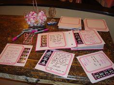Utahs Wedding Photobooth Blog: DIY Wedding Photo Booth Guestbook & Scrapbook