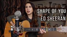 Ed Sheeran - Shape Of You from Divide Album (Official Lyrics) Cover Anni...