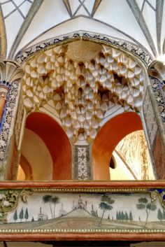 The honeycomb architecture of Iran.