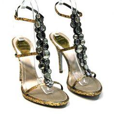 Rene Caovilla Cristal sandals-