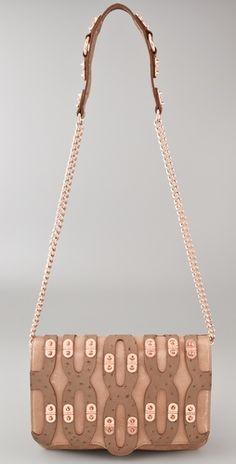 dream bag...rebecca minkoff getaway clutch