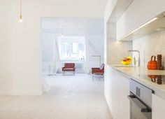 Apartamentos em Estocolmo (Foto: Divulgação)