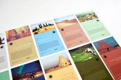 Travel Design Brochure Flyer Template 27 Ideas For 2019 Travel Brochure Design, Graphic Design Brochure, Travel Brochure Template, Travel Design, Brochure Layout, Graphisches Design, Buch Design, Print Design, Design Layouts