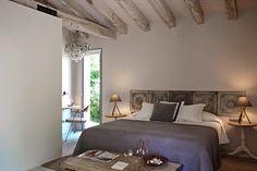Les Hamaques #hotelesconencanto #empordà #girona #bedroom #dormitorio
