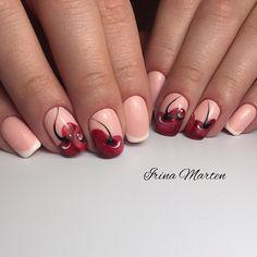 "1,243 Likes, 4 Comments - Irina Marten (@nails_irinamarten) on Instagram: ""#gelart#gelnail#nail#nails#nailart#nailsdid#nailswag#nailpolish#nailblogger#nailsdesign#nailstagram#nailsoftheday#nailsofinstagram#frenchmanicure#shellac#гелиш#гельлак#гельлакомск#гельлакмосква#москва#маникюр#ногтиомск#ногтимосква#маникюршеллак#дизайнмосква#шеллакмосква#девушкиомска#девушкимосквы#шеллакомск#маникюромск"""