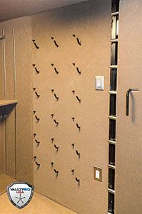 1000 images about shelters vaults on pinterest storm for Custom safe rooms