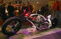 The Violator Bike | Totally Rad Choppers