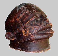 Tanzania/Mozambique Makonde Mask | by RasMarley
