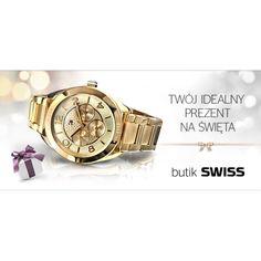 Nie masz jeszcze upominku na Świeta? Odwiedź butik SWISS w Porcie Łódź i wybierz idealny prezent.