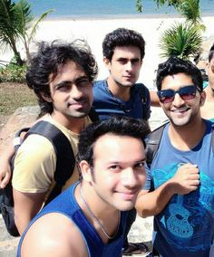 Sanam Fabulous Four, Sanam Puri, Crazy Fans, Kind Person, Pop Rock Bands, Cute Charms, Bollywood Songs, Samar, Him Band
