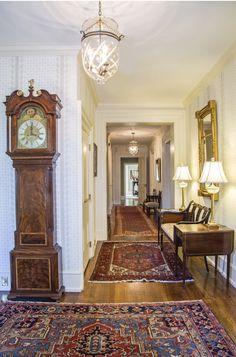 Persian Rugs, Grandfather Clock, etc....