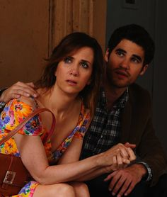 Watch Kristen Wiig & Darren Criss hook up in the hilarious trailer for Girl Most Likely
