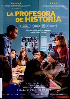 'Les Héritiers' directed by Marie-Castille Mention-Schaar 10 Film, Film Le, Film 2015, Streaming Movies, Hd Movies, Movies And Tv Shows, Movie Tv, Streaming Vf, Movies 2019