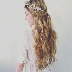 Golden Locks Quinceanera Hairstyles Wedding Cool Braid Styles