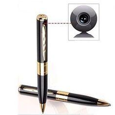 Mini Spy Pen HD 720P Video DV DVR Hidden Camera Camcorder Recorder Cam #Unbranded