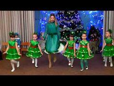 Christmas tree dance in kindergarten : Танок ялинок на новий рік в дитячому садку - YouTube Christmas Time, Xmas, Christmas Ornaments, Recital, Musical, Kindergarten, Preschool, Education, Holiday Decor