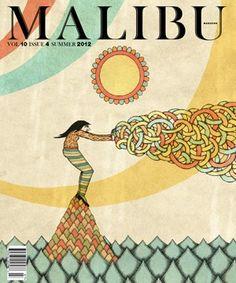 Malibu Magazine. #LAeveryday