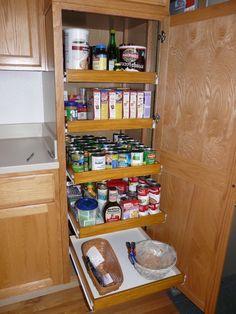Kitchen Pantry Storage Ideas kitchen smart kitchen storage ideas with stainless steel pull out
