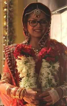 Drashti Dhami aka Jr Madhu our Beautiful Bride!