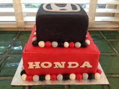 Honda cake