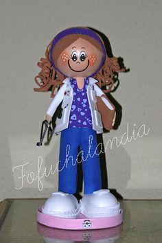 Doctora fofucha - Imagui