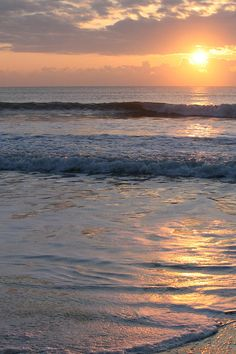 The Warmth of the Morning, Cocoa Beach, Florida