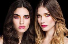 #Maquillaje #Profesional #Curso Aprende todos los secretos y técnicas para convertirte en una #MakeUpArtist #Profesional. Screen Shot, Fashion Beauty, Make Up, Long Hair Styles, Glitter Lipstick, Trends, Blue, Long Hairstyle, Makeup