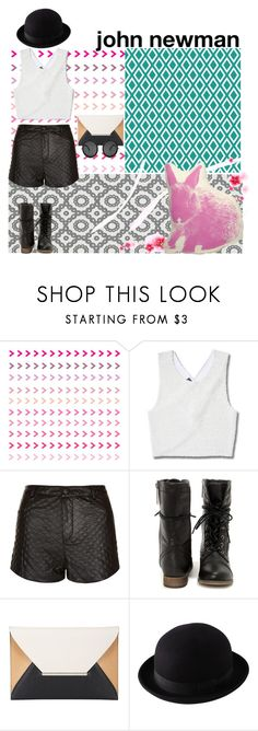 """""""Love me again"""" by scarsandstories ❤ liked on Polyvore featuring Designers Guild, Therapy, Parisian, BCBGMAXAZRIA, Uniqlo and Linda Farrow"""