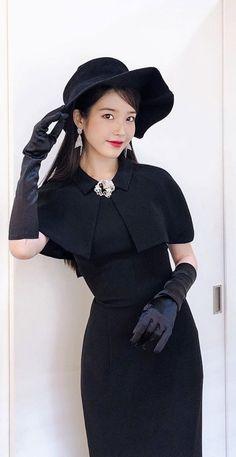 #IU #lee #jieun #leejieun #soloist #kpop Korean Beauty, Asian Beauty, Korean Girl, Asian Girl, Luna Fashion, Girl Fashion, Mode Kawaii, Korean Fashion Summer, Looks Chic