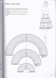 Photo - Sewing for beginners - Couture Techniques Couture, Sewing Techniques, Skirt Patterns Sewing, Clothing Patterns, Pattern Cutting, Pattern Making, Sewing Hacks, Sewing Tutorials, Baby Dress Tutorials