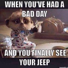 Jeeps always make it all better.